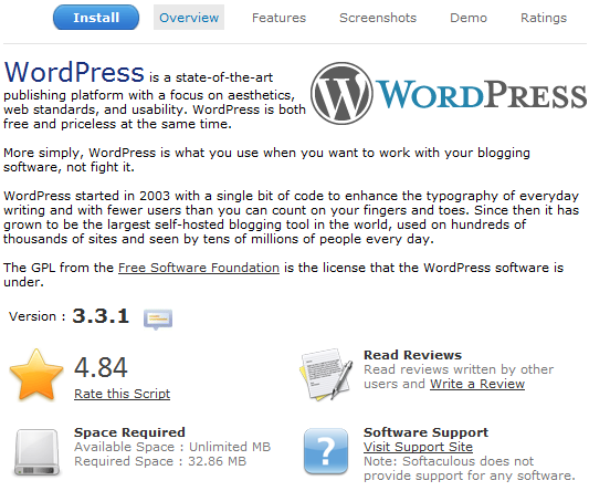 AMPPS WordPress installieren