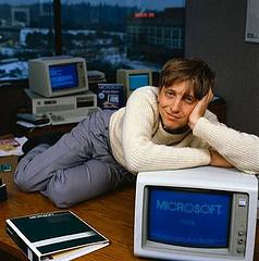 Bill Gates 1985