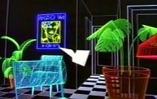 1981-86: CGI und Retrofuturismus