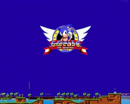 Desktop: Sonic