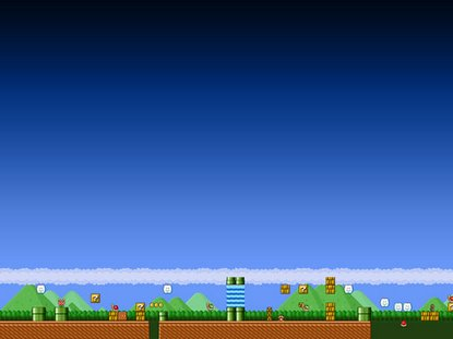 Desktop: Super Mario Bros 3 (All Stars)