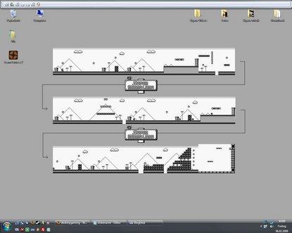 Desktop: Super Mario Land