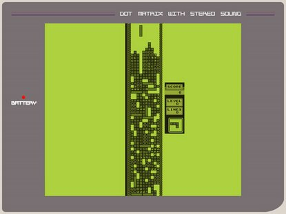 Desktop: Tetris