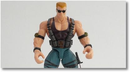 Duke Nukem als Spielfigur