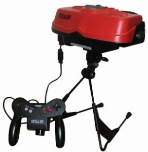 Googles Virtual Boy