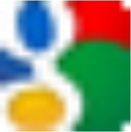 Googles neues Favicon in groß