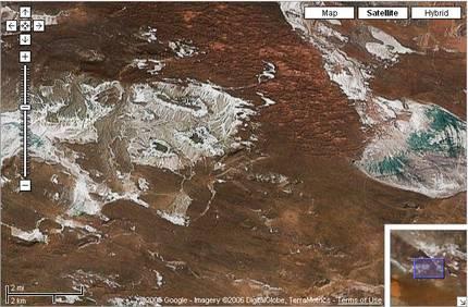 Google Maps-Screenshot