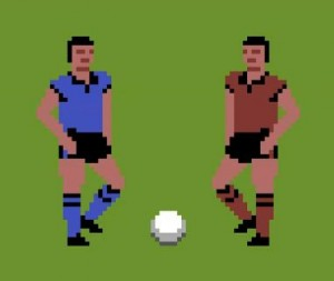International Soccer C64