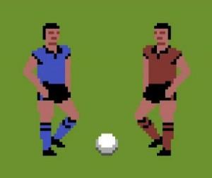 International Soccer C64
