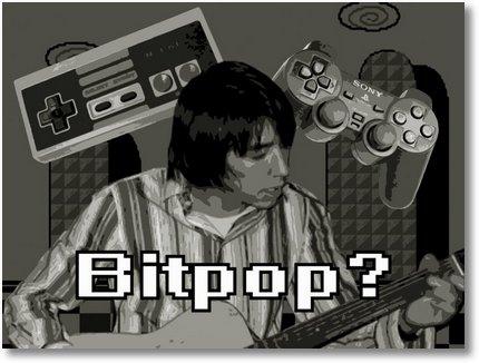 Jonas Tunander: Bitpop?