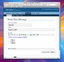 BuddyPress Messaging