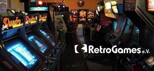 RetroGames e.V. Arcades