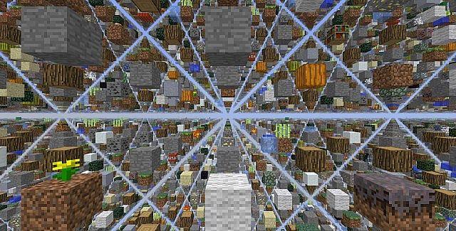 SkyGrid Minecraft Map