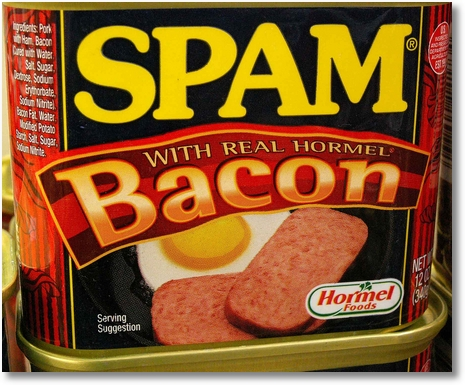 Spam: With Bacon