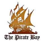 Logo: The Pirate Bay