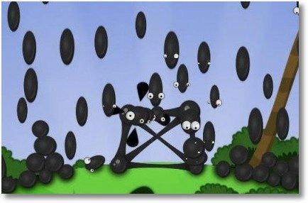 Screenshot: World of Goo